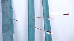 Energie field shield,arrow