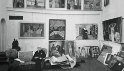 Ekely,Edvard Munch