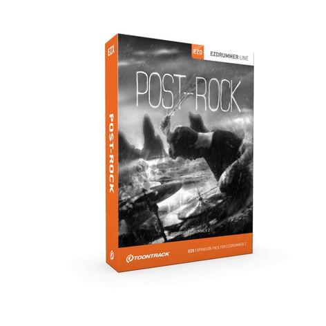 Toontrack EZ Drummer - Post Rock