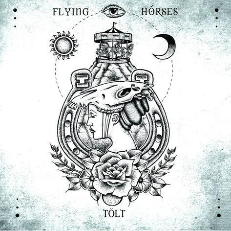 Flying Hórses - Tölt