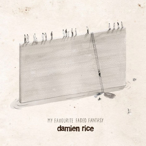 Damien Rice- My Favourite Faded Fantasy