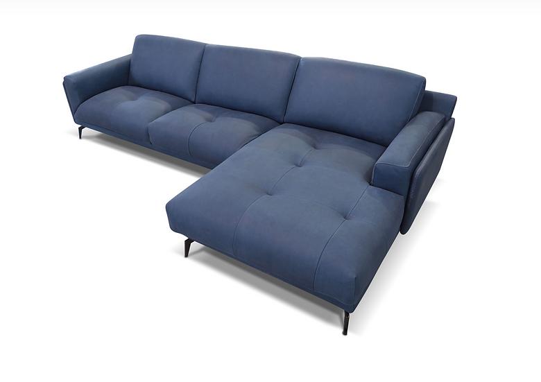 Bracci Glamour Sofa Chaise
