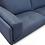 Thumbnail: Bracci Glamour Sofa Chaise