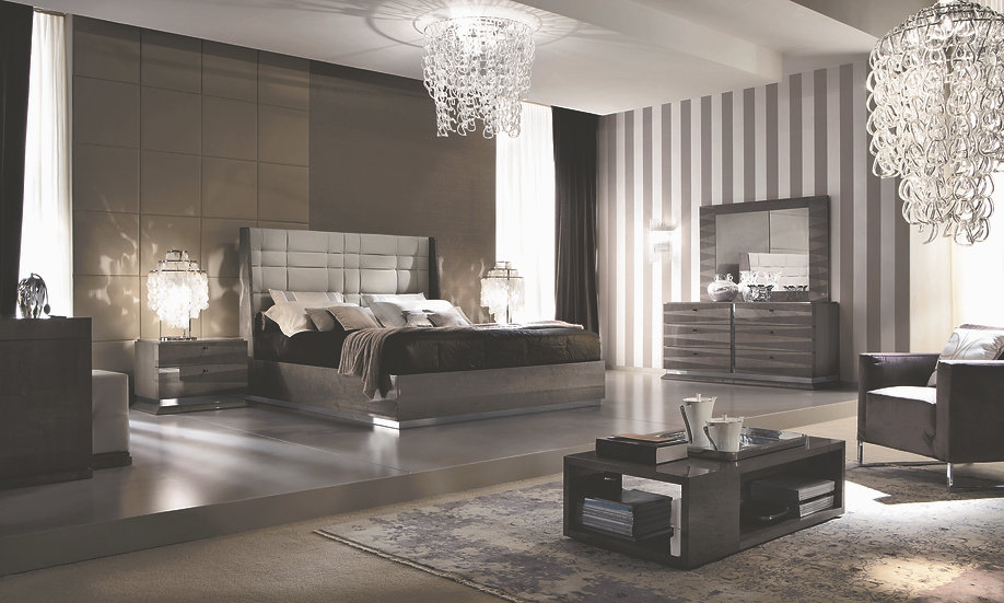 ALF Monaco Bedroom Set