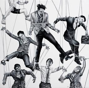 Off Balance - Puppets