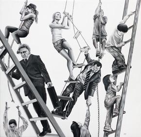 Off Balance - Climbers
