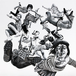 Off Balance - Human Twister