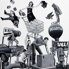 Off Balance - Shop til you Drop
