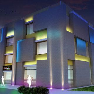 Rasheed Villa Cbe- Back view