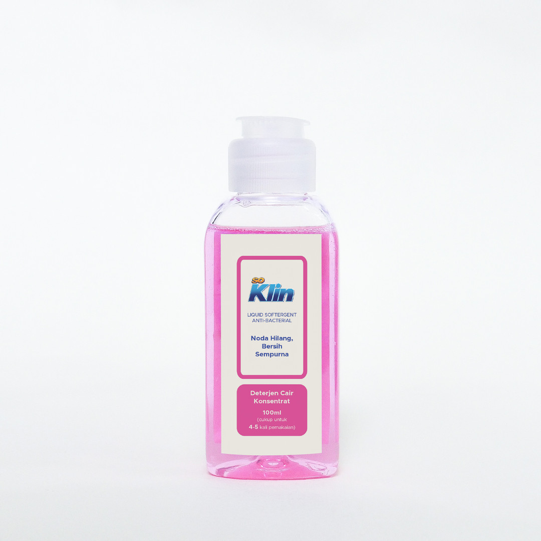 So Klin Detergent