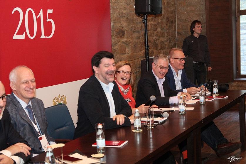 V Всероссийский саммит: Виноделы узнали, кто из них лучший