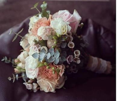 Vintage Bridal Bouquet