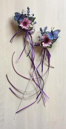 Flowergirl wands.