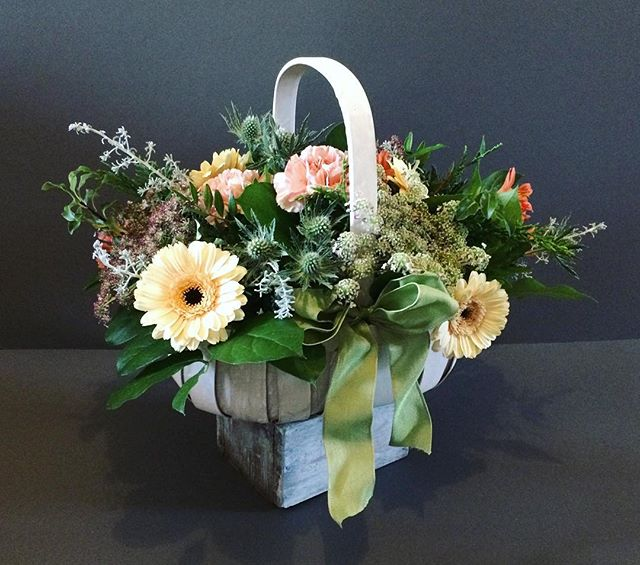 Flower Filled Trug
