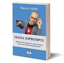 libro Magia Impromptu Marco Critelli