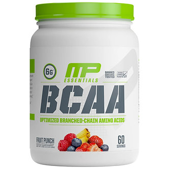 MusclePharm - BCAA [60 Servings] Fruit Punch