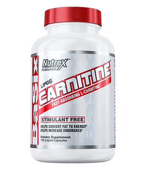 Nutrex Research - LIPO 6 CARNITINE [120 Caps] Unflavored