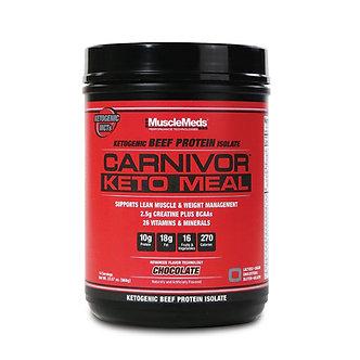 MUSCLE MEDS - Carnivor Keto Meal Shake [14 Servings]
