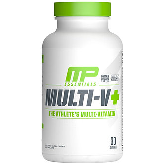 MusclePharm - Multi V+ Multivitamin [30 Servings] Unflavored