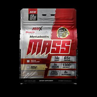 Muscle Metabolix - MASS [13.33 LBS]