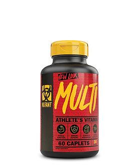 Mutant - MUTANT MULTI [60 Caps] Unflavored