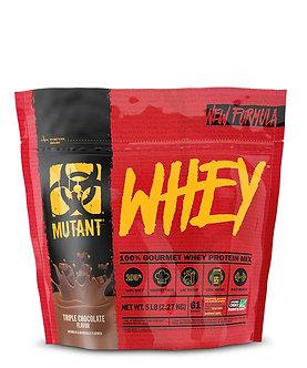 Mutant - MUTANT WHEY [5 LBS / 61 Servings] Triple Chocolate