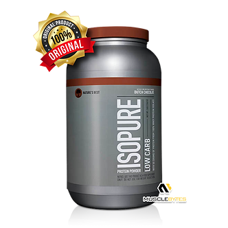 ISOPURE - Low Carbs [3 LBS]