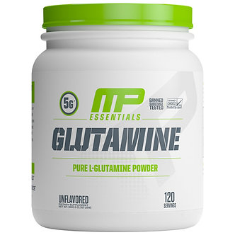 MusclePharm - Glutamine [120 Servings] Unflavored