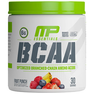 MusclePharm - BCAA [30 Servings] Fruit Punch