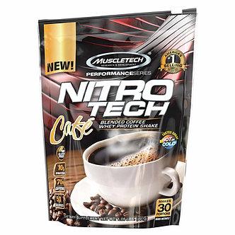 MuscleTech - NITRO-TECH® CAFÉ [30 Servings] Coffee