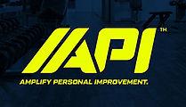 API Sport Nutrition Brand Logo
