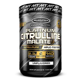 MuscleTech - Platinum Citrulline Malate Plus [140 Servings] Unflavored