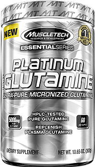 MuscleTech -Platinum 100% Glutamine