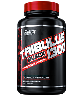Nutrex Research - TRIBULUS BLACK 1300 [120 Caps] Unflavored