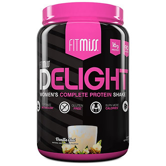 MusclePharm - FitMiss Delight [2 LBS / 38 Servings] Vanilla Chai