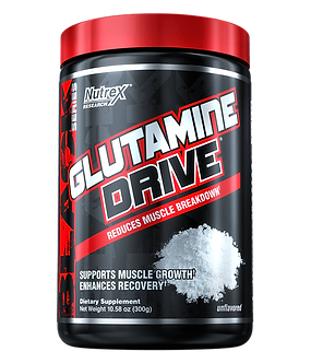 Nutrex Research - GLUTAMINE DRIVE [60 Servings] Unflavored