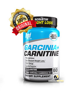BPI - Garcinia + Carnitine 20 Servings