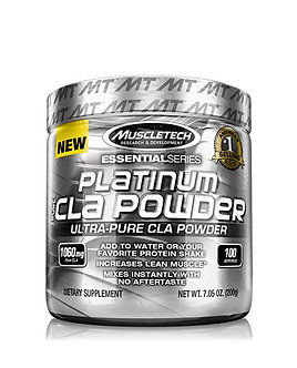 MuscleTech - Platinum Pure CLA Powder [100 Servings] Unflavored