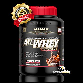 Allmax Nutrition Allwhey Gold 5LBS