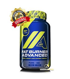API - Fat Burner Advanced [120 Tablets]