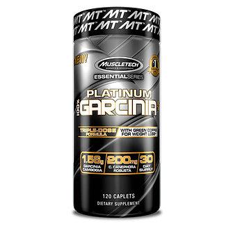 MuscleTech - Platinum Garcinia Plus [120 Caps] Unflavored