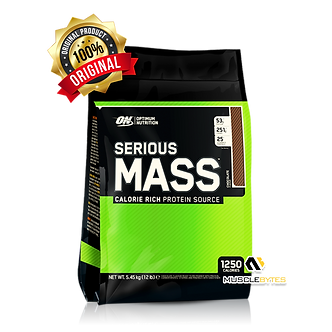 Optimum Nutrition Serious Mass Gainer 12 LBS
