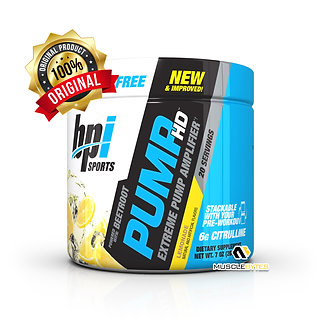BPI - Pump HD 20 Servings