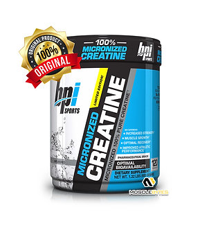 BPI Sports Micronized Creatine 60 Servings