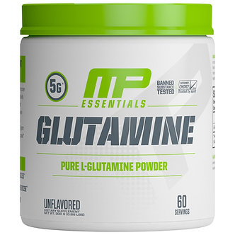 MusclePharm - Glutamine [60 Servings] Unflavored