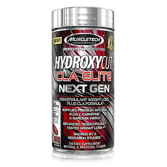 MuscleTech - Hydroxycut® CLA Elite Next Gen [100 Softgels] Unflavored