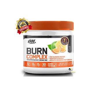 Optimum Nutrition Aspac Burn Complex Nostim [30 Servings]