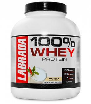 LABRADA - 100% Whey [4.13 LBS]