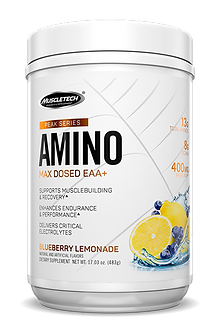 MuscleTech - Peak Series Amino [30 Servings] Blueberry Lemonade