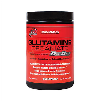 MUSCLE MEDS - Glutamine Decanate [60 Servings]